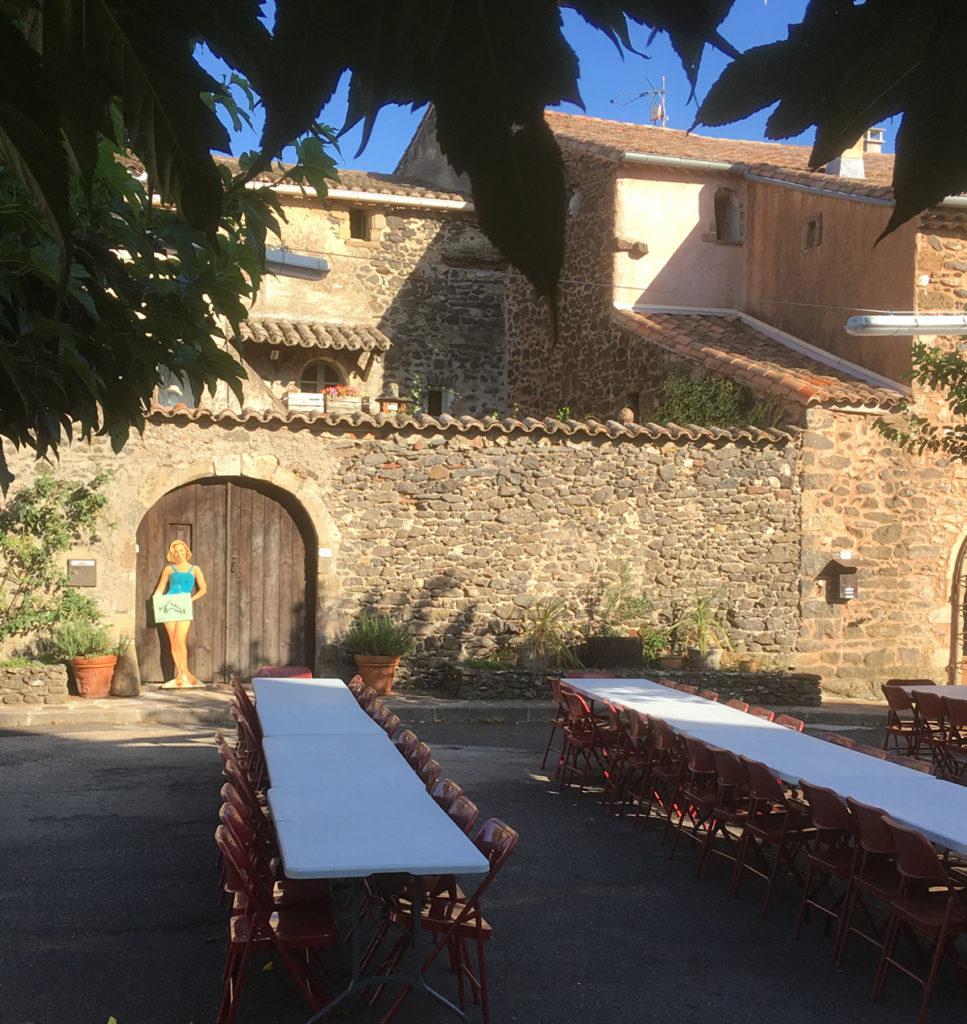 Fête du village de Carlencas-et-Levas